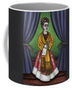 Curtains For Frida Coffee Mug