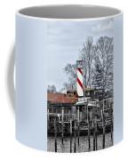 Curtin's Wharf Burlington New Jersey Coffee Mug