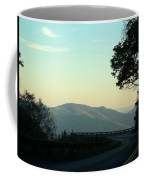 Curve In The Road Coffee Mug