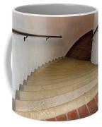 Curved Stairway At Brandywine River Museum Coffee Mug