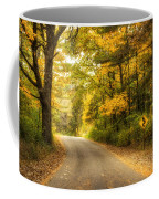 Curves Ahead Coffee Mug