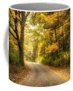 Curves Ahead Coffee Mug by Scott Norris