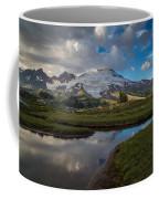 Curvy Baker Tarn Reflection Coffee Mug