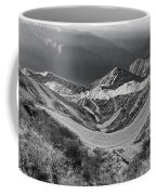 Curvy Roads Silk Trading Route Between China And India Coffee Mug