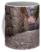 Cusco City Street Coffee Mug