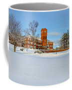 Cushing Academy In Winter Coffee Mug