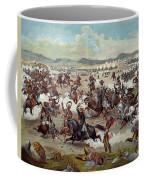 Custer's Last Charge Coffee Mug