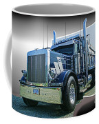 Custom Dump Truck Coffee Mug