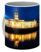 Custom House And International Financial Services Centre Coffee Mug