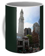 Custom House - Boston Coffee Mug