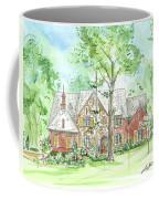 House Portrait Or Rendering Sample Coffee Mug