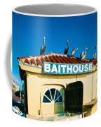 Customers At The Baitshop Coffee Mug