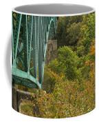 Cut River Bridge 1 A Coffee Mug