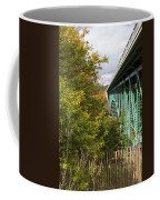 Cut River Bridge 2 Coffee Mug
