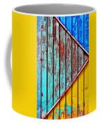 Cut Up Coffee Mug