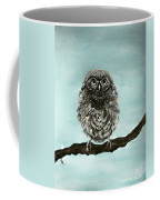 Cute Baby Owl Coffee Mug