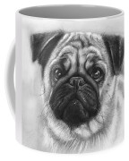 Cute Pug Coffee Mug