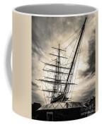 Cutty Sark Sepia Coffee Mug