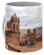 Cuzco Plaza Del Armas Coffee Mug