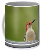 Cw My Crazy Woodpecker Coffee Mug