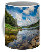 Cwellyn Lake Wales Coffee Mug