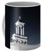 Cyclades Greece - Andros Island Church Coffee Mug
