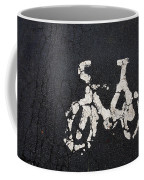Cycle Lane Coffee Mug