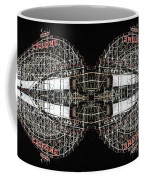 Cyclone Abstract Coffee Mug