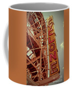 Cyclone Roller Coaster - Coney Island Coffee Mug