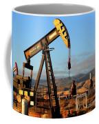 Cymric Field II Coffee Mug