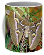 Cynthia Moth Coffee Mug