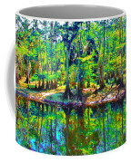 Cypress Coast Coffee Mug