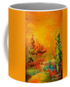 Cypress Gold Coffee Mug