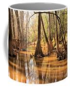 Cypress In The Swamp Coffee Mug