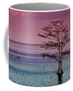 Cypress Purple Sky Coffee Mug
