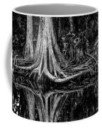 Cypress Roots - Bw Coffee Mug
