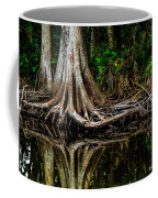 Cypress Roots Coffee Mug by Christopher Holmes