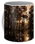 Cypress Sunrise Coffee Mug