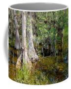 Cypress Trees 4021 Coffee Mug