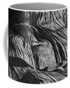 Cypress Tree Abstract Coffee Mug