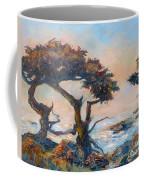 Cypress Tree Coast Coffee Mug