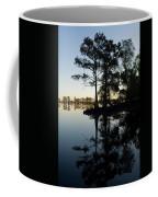 Cypress Trees In Atchafalaya Basin Coffee Mug