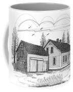 Cyrus Eaton House Coffee Mug by Richard Wambach