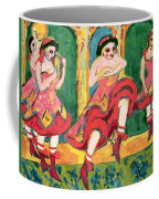 Czardas Dancers, 1908-20 Coffee Mug