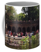 The Arches And The Fountain Coffee Mug