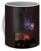 D21l163 Red White And Boom Photo Coffee Mug