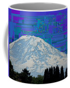 Da Mountain Cubed 1 Coffee Mug