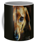 Dachshund Chocolate Coffee Mug