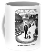 Dad, If Mom Ever Has A Boyfriend, I Hope He's Coffee Mug