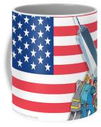Daddys Home 9/11 Tribute Coffee Mug